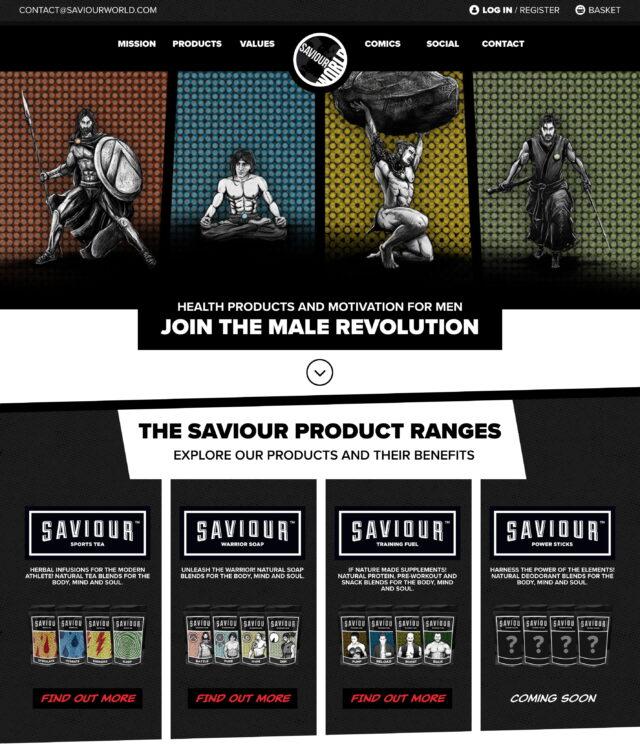Saviour World